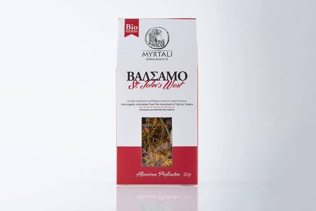 Myrtali Organics - Βάλσαμο