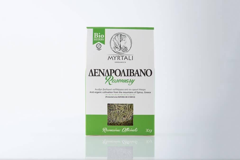 Myrtali Organics - Δενδρολίβανο