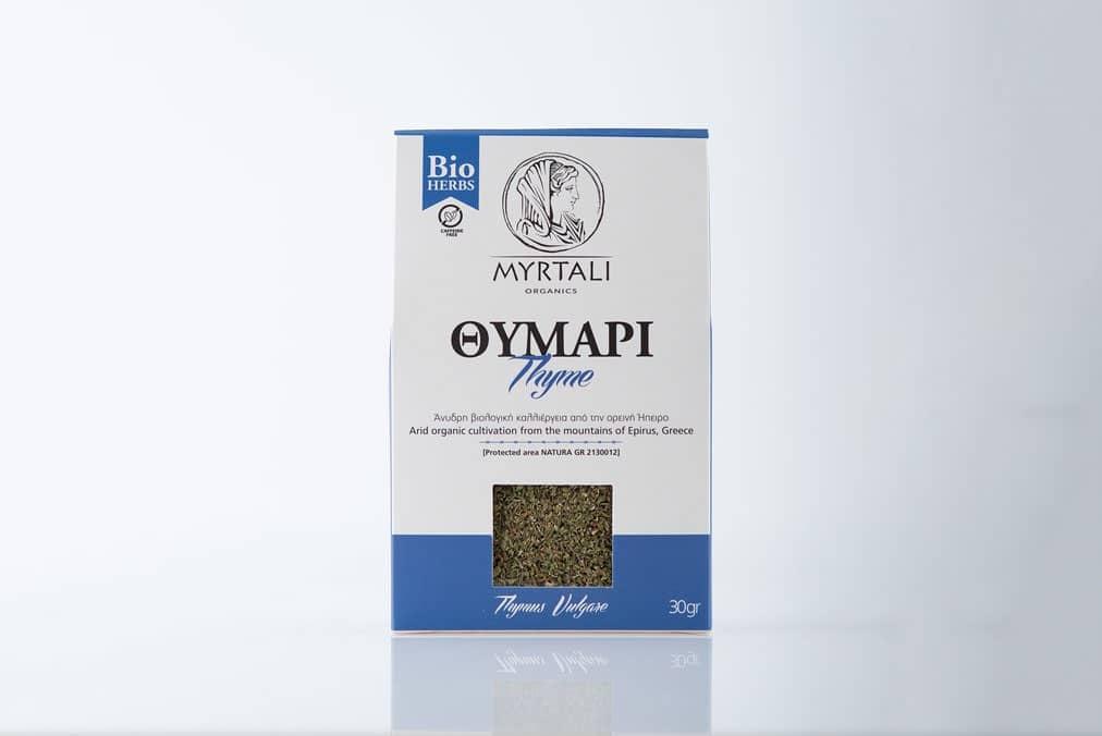 Myrtali Organics - Θυμάρι