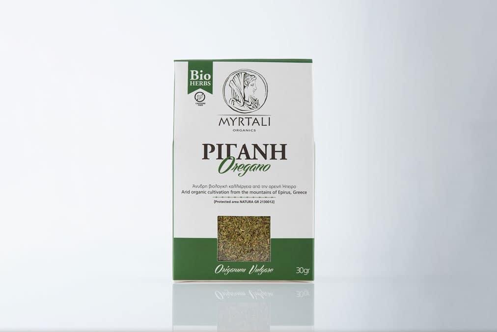 Myrtali Organics - Ρίγανη